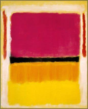 Mark Rothko, Great painter!