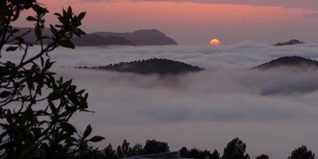 Good morning Ibiza !