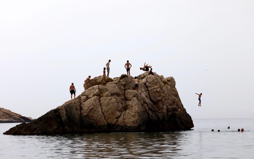 The Rock of Joy